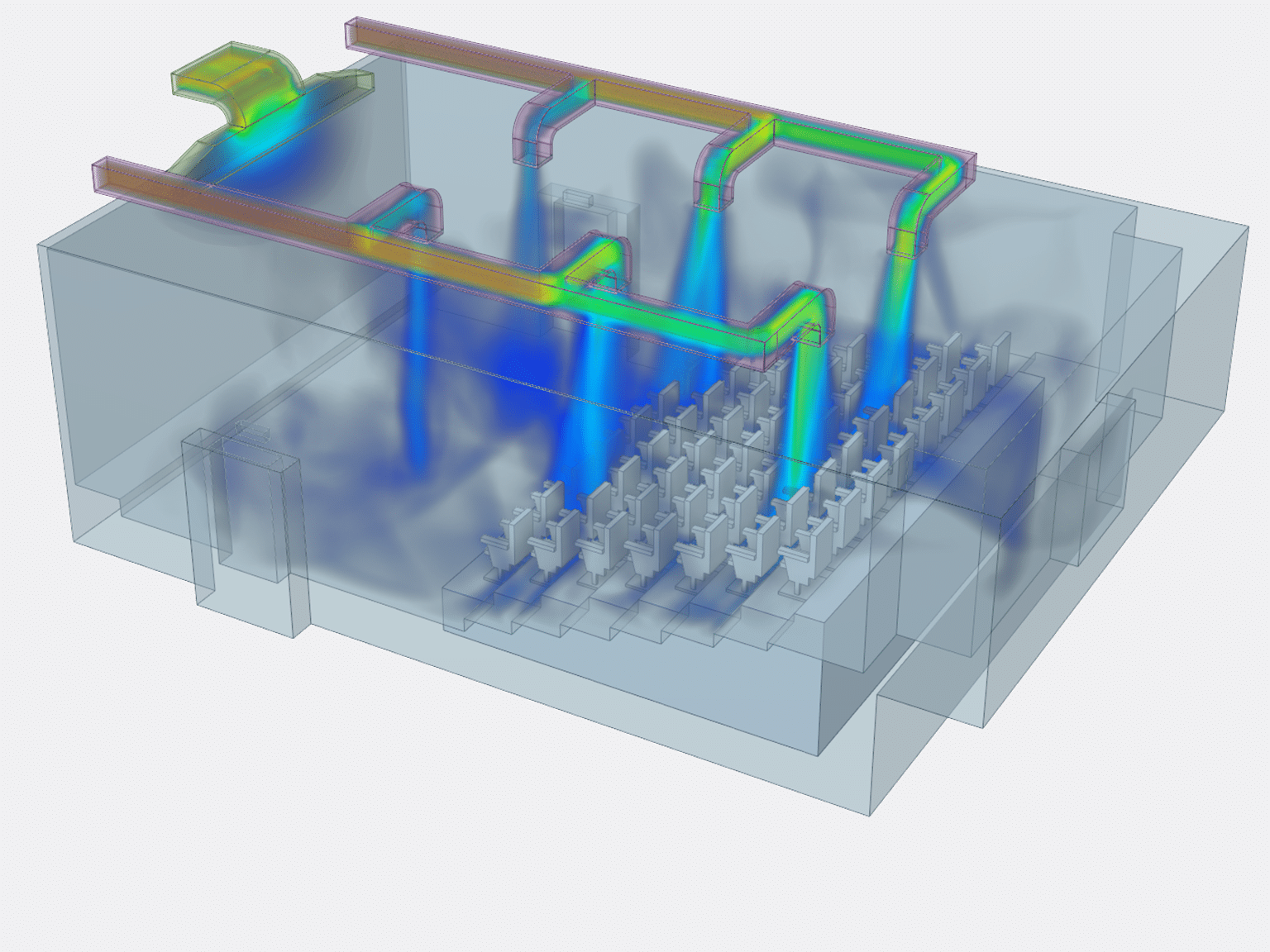 Thermal Comfort in Movie Theater